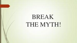 Blockchain myths broken