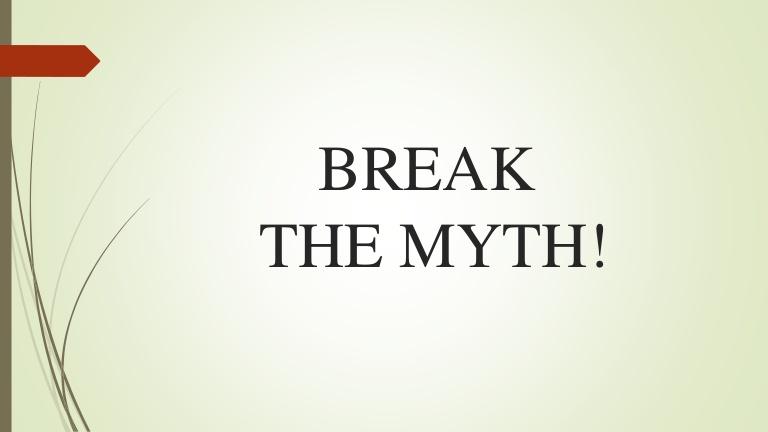 Myths of Blockchain